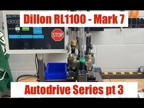 Dillon RL1100 - Mark 7 Autodrive Series - Pt3