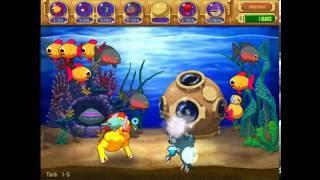 Insaniquarium Deluxe: Tank 1 - PopCap Games