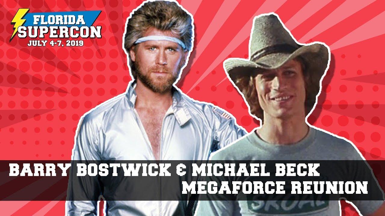 Download Barry Bostwick & Michael Beck - Megaforce Reunion