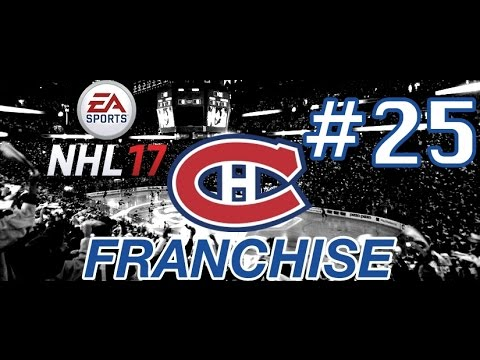 "NHL 17 Franchise | Montreal ep. 25 ""DRAFTING THE FUTURE!"""