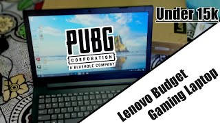 Lenovo Budget Laptop Unboxing||Lenovo V145-15AST|| Is It Worth ??||Can you Play Pubg On it?