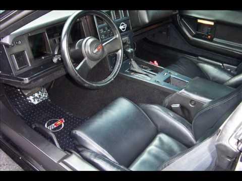 Corvette C4 1986 Frankenstein Restoration - YouTube