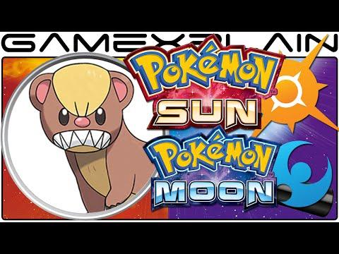 Pokémon Sun & Moon Analysis - E3 2016 Gameplay (Secrets & Hidden Details)