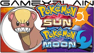 Pokémon Sun & Moon Analysis - E3 2016 Gameplay (Secrets & Hidden Details)