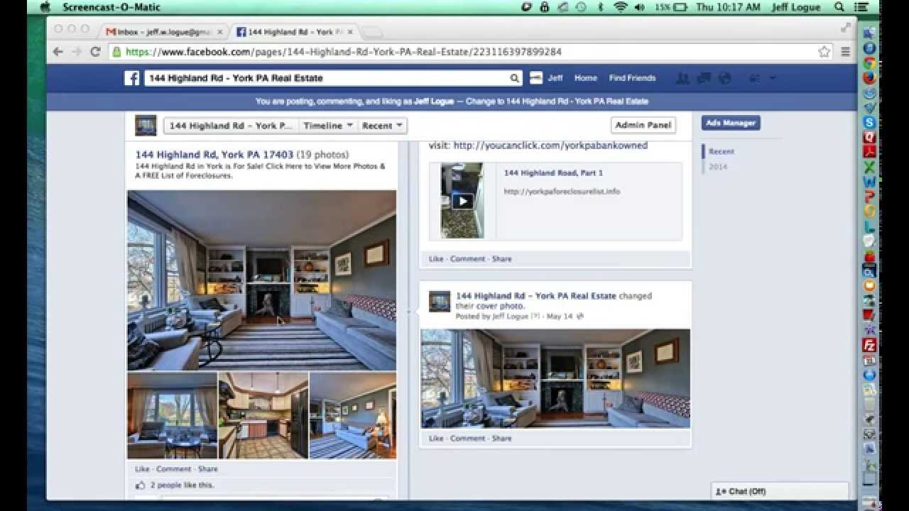 Facebook Promoted Post Ad Strategy: How to Dominate Newsfeed Real Estate