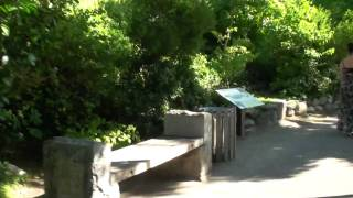 Ashland Oregon City Living Lithia Park Entry
