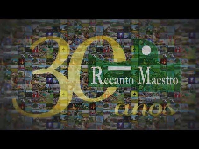Centro Internacional de Arte e Cultura Humanista Recanto Maestro | 30 anos