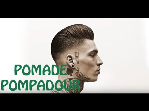 Best Barber In The World Pomade Pompadour Haircuts Youtube