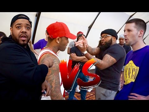 Wild N Out Cast Freestyle Battles - DC Young Fly Vs. Hitman Holla, Charlie Clips Vs. Charron & More!