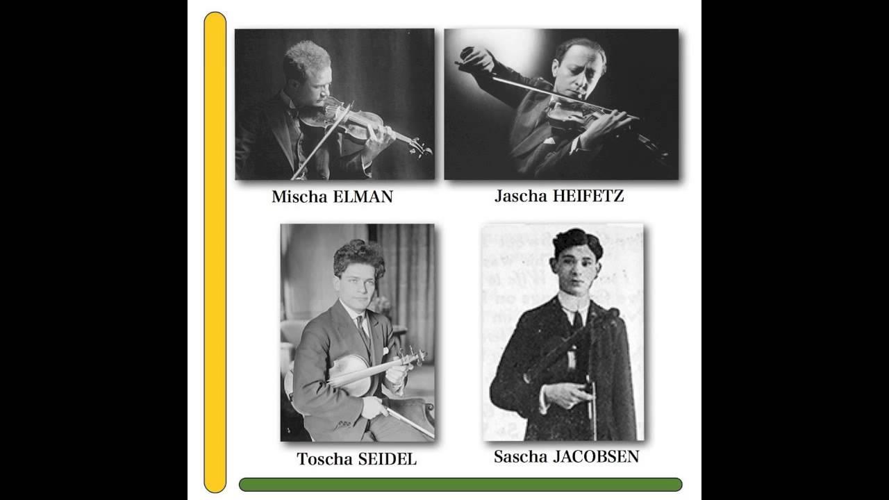MISCHA, JASCHA, TOSCHA, SASCHA* by George Gershwin • Dénes Dosztán - piano - YouTube