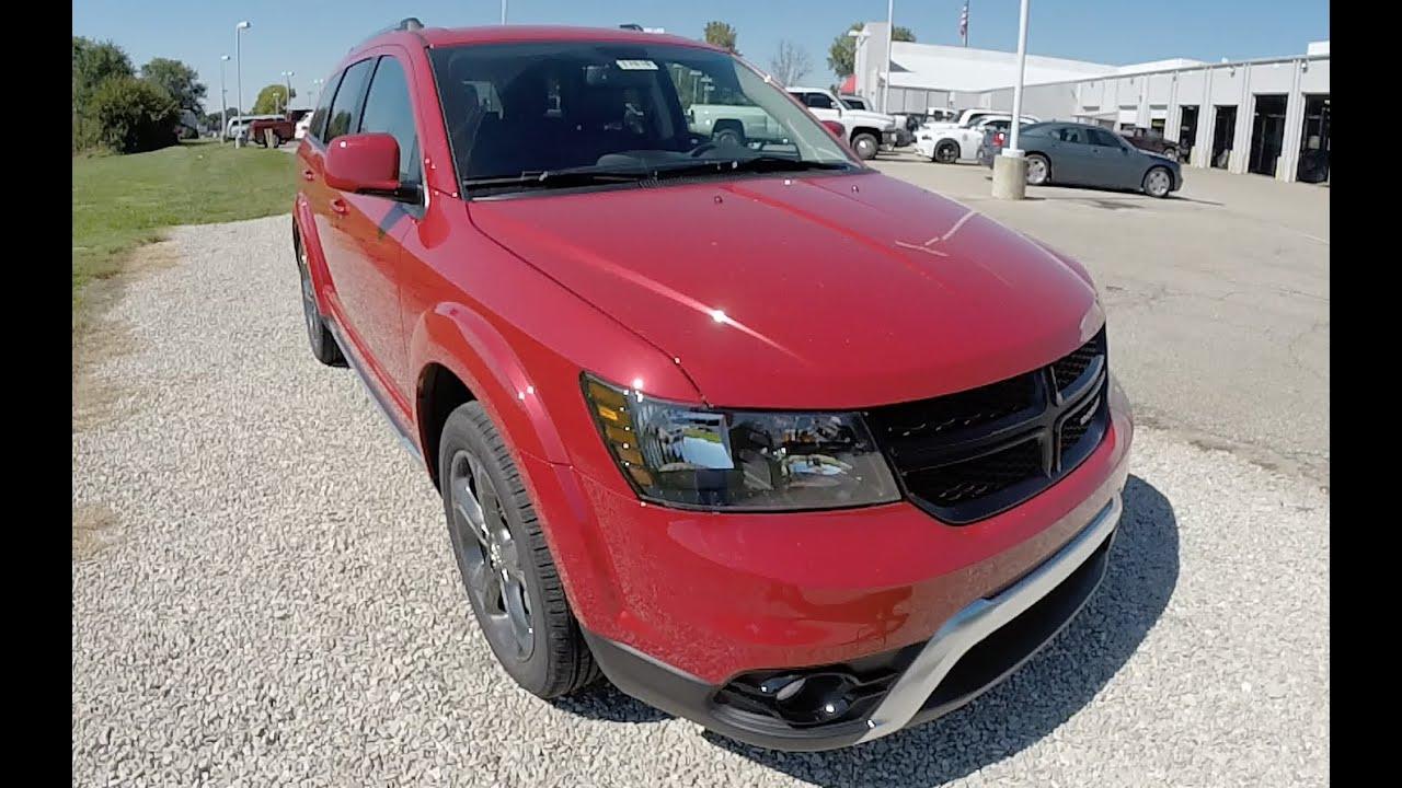 Download 2015 Dodge Journey Crossroad AWD 17618