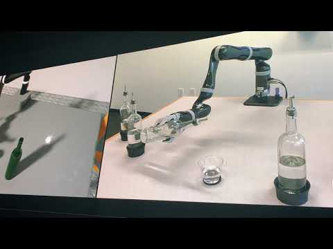 NVIDIA Isaac Rotics Platform