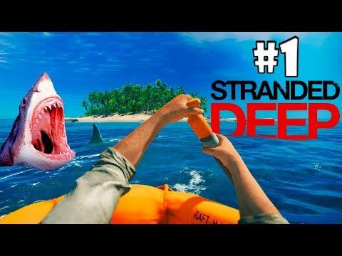 Stranded Deep O Inicio Ep 1???
