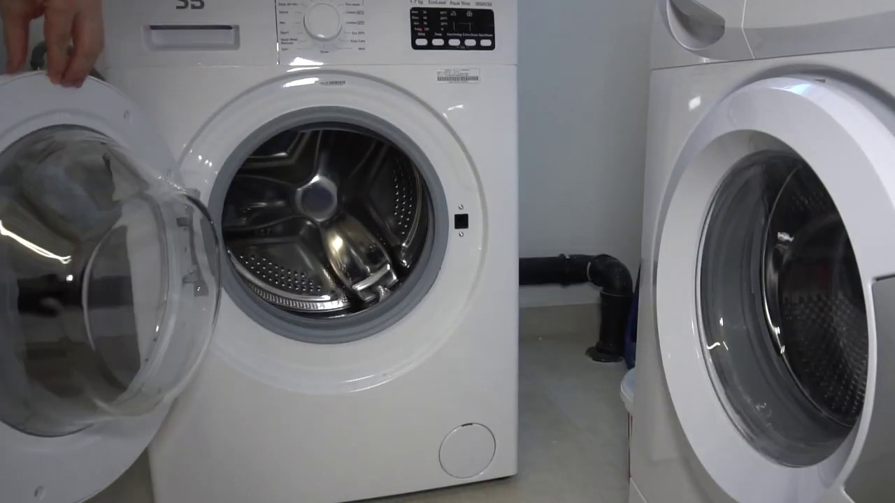 Using Your Washer and Dryer in Germany