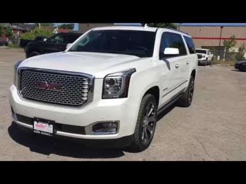 2016 gmc yukon xl denali 4wd 22 wheels white oshawa on stock 2016 gmc yukon xl denali 4wd 22 wheels white oshawa on stock 161180 youtube sciox Choice Image