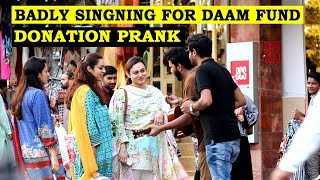 Funny Dam Fund Donation Prank in Pakistan - Lahori PrankStar