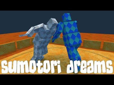 Sumotori Dreams (видеообзор игры на андроид)