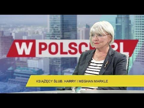 Elżbieta Królikowska-Avis:  Z tego wesela wszyscy brytyjczycy są zadowoleni