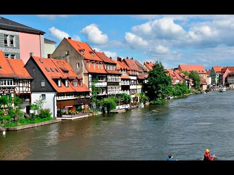 Top Tourist Attractions in Bamberg: Travel Guide Bavaria, Ge