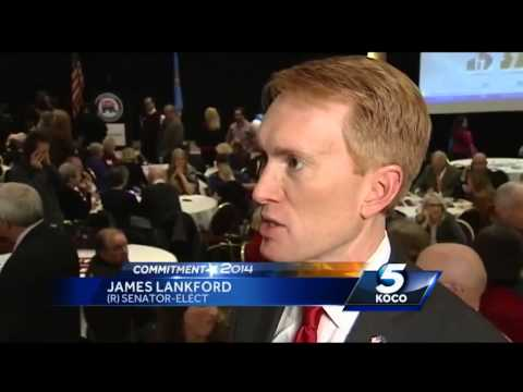 James Lankford is next U.S. Senator from Oklahoma