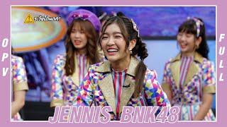 วัดกันเลยฉันคงไม่แพ้ใคร🥰🤍 #JennisBNK48 #ระวังโดนตก !