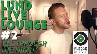 Cyndi Lauper - All Through The Night (Karl William Lund cover)