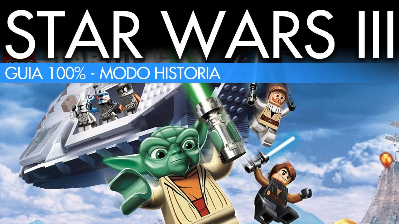 Shadow Of Malevolence Modo História Parte 3 Lego Star Wars Iii