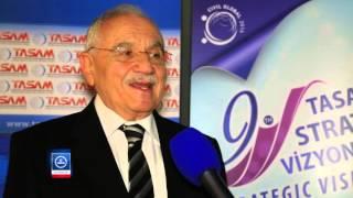Vecdi Gönül (Sivil Global Zirvesi 2016 Ödülleri)