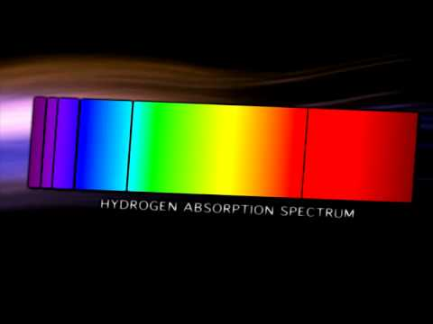 Physics in Space - NASA spectrographs