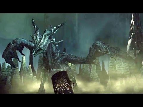 Dark Souls 2 DLC - How to Beat Sinh, The Slumbering Dragon