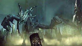 Dark Souls 2 DLC - How to Beat Sinh, The Slumbering Dragon