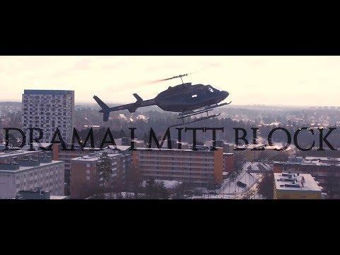 24K - Drama i mitt block (Official Musikvideo)