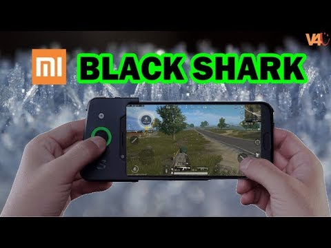 Xiaomi Black Shark Official Look, Price, Specs, Features, Camera,First Look - Best Gaming Smartphone