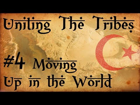 #4 Moving Up in the World - Uniting The Tribes - Europa Universalis IV - Ironman Very Hard