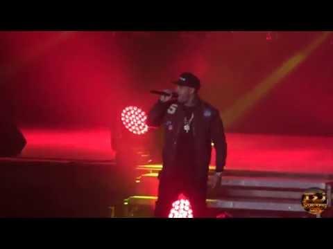 Nicky Jam En Vivo  En Madrid Cubierta De Leganes 2016