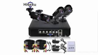 Hiseeu AHD CCTV System Kits