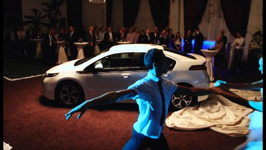 Eveniment Prezentare Opel Ampera In Romania Youtube