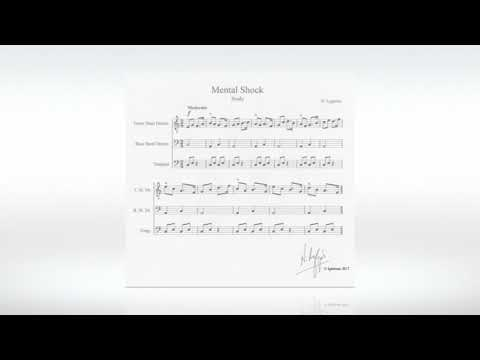N. Lygeros - Mental Shock. (Study for Drums and Timpani), 17/09/2016