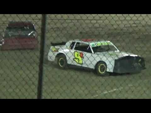 S.S. Feature At Highland Speedway 7-28-18
