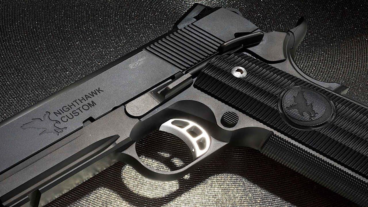 Most Realistic Replica Ever – RWA Nighthawk Custom GRP Steel GBB ...