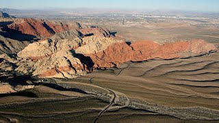 How Was Red Rock Canyon Formed?