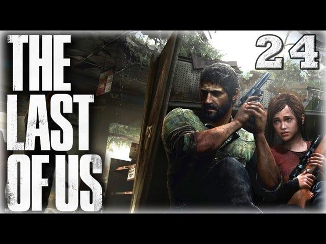 Смотреть прохождение игры The Last of Us. Серия 24 - Скачки наперегонки со смертью.
