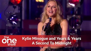 Kylie Minogue and Years & Years - A Second To Midnight (Live on The One Show)