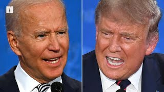 Trump Mocks Biden As Elderly And Disabled