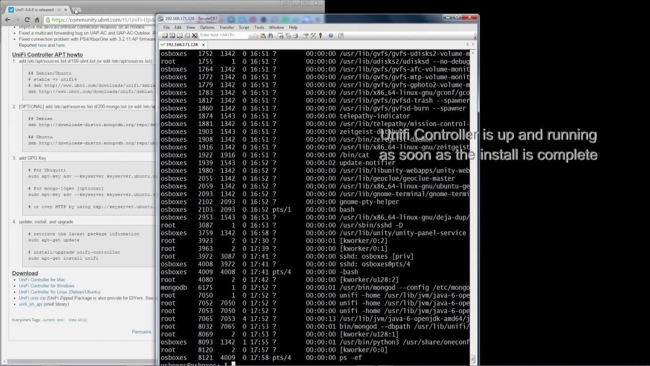 How to install Ubiquiti Unifi controller on ubuntu 15 04