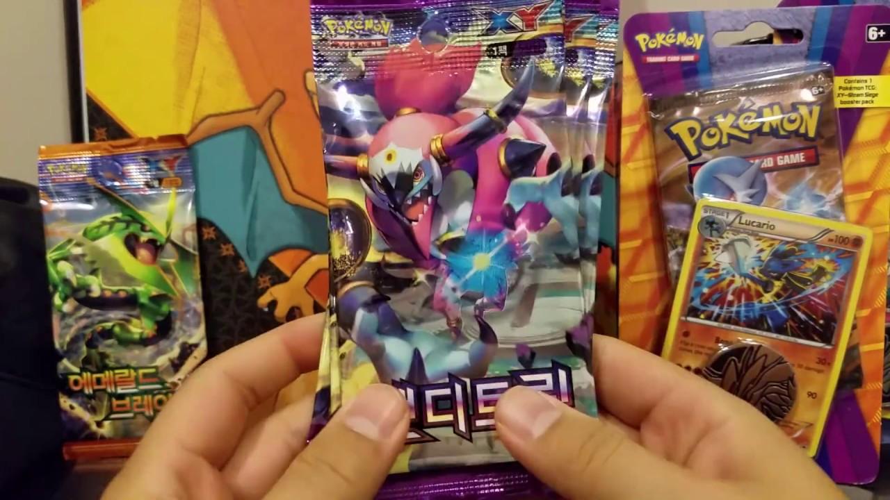 Huge Japanese Pokemon Card Opening - YouTube