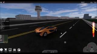 Roblox Vehicle Simulator 700 SPS McLaren P1