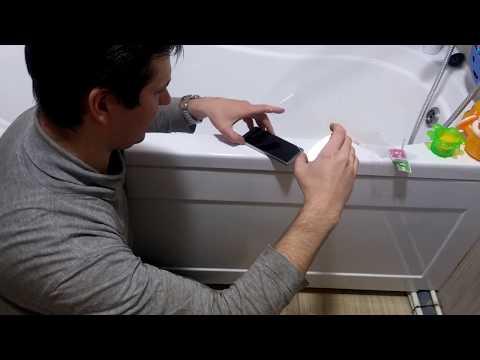 Ремонт телефона профаном.  Замена батареи и стекла