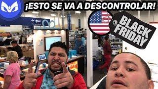 BLACK FRIDAY EN EEUU EN VIVO - ESTO ES DE LOCOS !