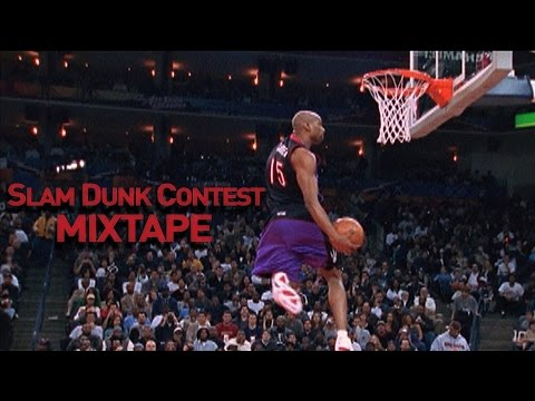 [OC] Ultimate Slam Dunk Contest Mixtape